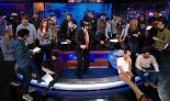The Daily Show does the Harlem Shake
